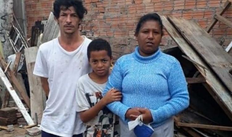 Uma casa para Antônia e seus filhos