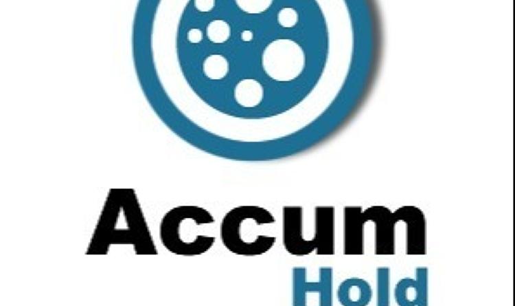 Accum Hold - Emissor de moedas digitais para empresas e pessoas