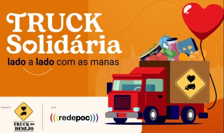 Truck Solidária
